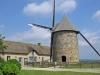 Windmill near Bricquebec
